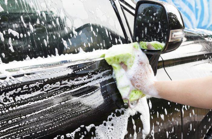 洗車 – 內部清潔
